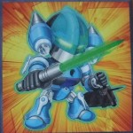 『ブンボーグ001』『ブンボーグ002』これが機械戦士の生き様。【誰がために戦う】