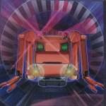 『工作列車シグナル・レッド』「エルシャドール・ネフィリム」や「A・O・J カタストル」の攻撃ですら止める事ができる!鬼畜モグラも倒せる!!