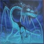 【ナイト・ドラゴリッチ】「シューティング・クェーサー・ドラゴン」も「ヴェルズ・オピオン」も一枚で対策できる《幻竜族》の強カード。