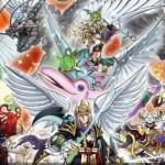 【クロスオーバー・ソウルズ】「セフィラの輝跡」・「セフィラの聖選士」・「影霊獣使い-セフィラウェンディ」の収録が決定!