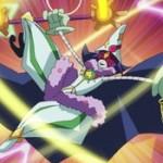 【クラッシュオブリベリオン】に《エンタメイジ》が収録決定!「Emトラピーズ・マジシャン」でダメージをシャットアウト!