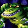 【グレイドルサポート魔法罠:グレイドル・インパクト&パラサイト】クロコダイラス大ピンチ!