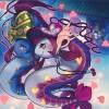 【上級幻竜族モンスター:「竜宮のツガイ」の可能性を考える】白タウナギの眼光鋭い!