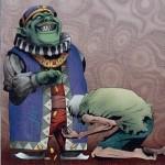 【遊戯王カードストーリー成金ゴブリンの軌跡】盗み物乞い生きる為ならなんでもやった・・・転落人生ここに極まる!