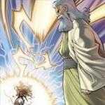 【神の通告】の収録と効果が判明! 強すぎて笑えないカードが誕生してしまったな・・・。