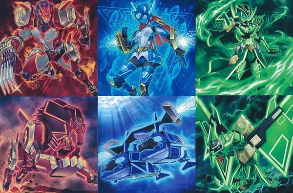 【ダーク・ネオストーム新カード】《D-HEROドミネイトガイ》《超量士ホワイトレイヤー》更なるD-HERO強化!超量新規来る!
