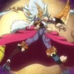 【ARC-Vアニメ85話感想】クリスタルウィングシンクロドラゴンvsムーンライトライオダンサー