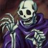 【友人からウルトラレアのワイトを貰いました!】光ってる「Skull Servant」はカッコイイ!!