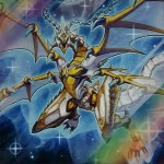 【SDR-『巨神竜復活』収録カードが全て判明】ギャラクシー・ドラグーン再録 やったぜ!!