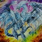 【《真青眼の究極竜/ネオ・ブルーアイズ・アルティメット・ドラゴン》の効果判明!?】凄い所から…前代未聞だな…