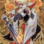 【炎属性汎用サポート】《ライジング・オブ・ファイア》で《フェニックス・ギア・フリード》を蘇生だ!