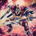 【クリストロンで再注目《超重剣聖ムサ-C》について】他の機械族レベル5シンクロと比較してみました!