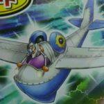 【SR(スピードロイド)パッシングライダー:効果考察】色々と器用な上級SRモンスター【Vジャンプ12月号付録】
