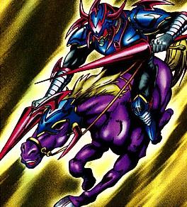 《超魔導騎士-ブラック・キャバルリー》効果考察:《ティマイオスの眼》の選択肢増加!《超融合》でドラゴン・戦士族を吸収可能になった師匠!