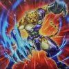 【剣闘獣(グラディアルビースト)ノクシウス効果考察】リクルート効果か二回分の壁として機能する新たなビースト