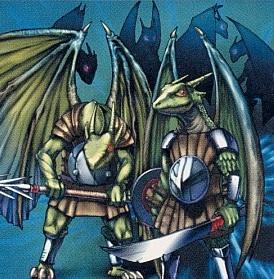【兵隊竜(ソルジャー・ドラゴン)で何をリクルートする?】レベル2以下のドラゴン族パーティ