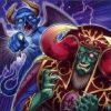 【「身分転換」って何に使うの?】《冥界の魔王ハ・デス》と《ハ・デスの使い魔》の下克上!