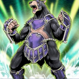【剣闘獣アンダルはクマー可愛い】デスガイドさんのクマ語翻訳でゆるキャラ感アップ!?