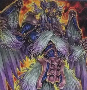 【ダーク・ネオストーム新カード】《魔獣皇帝ガーゼット》判明!魔神カイザーもついに来た!