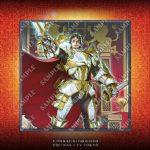 【聖騎士・強化/新規カード】どうやらコンスタンティン三世っぽいです《海外新規2枚の画像が公開》