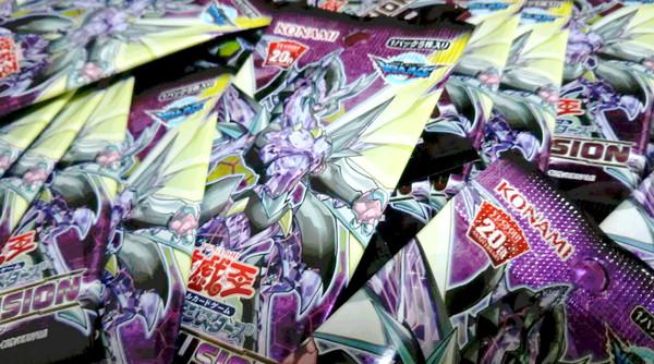 【ソウル・フュージョン開封結果画像・レポート】20thシークレットレアゲットなるか!?