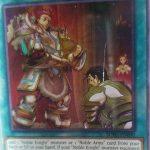 【新規『聖騎士』カード判明】ユーウェイン卿と魔女モーガンを召集!《Heritage of the Chalice》強いですね!