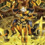 【閃刀姫新規】《閃刀姫-カイナ》が『サベージ・ストライク』に収録決定!LP回復・攻撃不可付与の防御装甲!