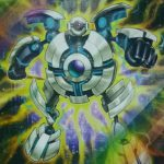 Vジャンプ付録カード《プラチナ・ガジェット》の効果が判明!レベル4機械族を特殊召喚できるリンク2モンスター