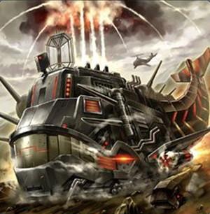 【ダーク・ネオストーム新カード】《揚陸群艦アンブロエール》判明!相手墓地も蘇生対象に出来る!破壊効果は対象をとらない!【強力】