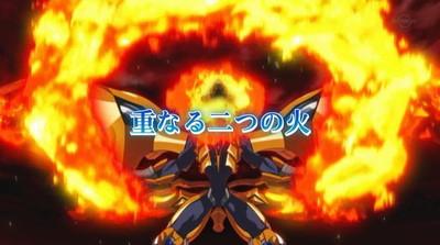 【遊戯王VRAINS(ヴレインズ)第89話感想】「重なる二つの火」気分はバーニングドロー!