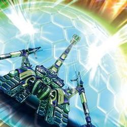 《超接地展開(アウトリガー・エクスバンド)》効果判明!「無限起動」エクシーズモンスターを2ランクアップ!ランクアップ先は機械族ならOK!