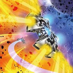《巨大戦艦ブラスターキャノン・コア》カードイラスト・効果公開!「0.4.1.3. 巨大戦艦新規ガ、ヤッテクル!」