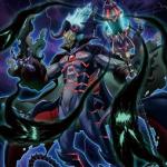 【新カード】《邪王トラカレル》効果・画像公開!死王、闇王、魔王、悪王、影王に続く存在!でもステータスは帝!