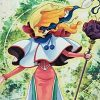 《時花の魔女-フルール・ド・ソルシエール》良いよね!:相手の墓地のモンスターを蘇生できる効果大好き