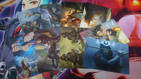 【MTG・モダンホライゾンイラストコレクション】全54種の美麗イラストカード!トークンやセンターカードにいかが?