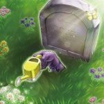 【名前当てクイズ】《おろかな埋葬》パロシリーズ!埋葬されながら水やりする手って(笑)