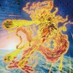 【燎星のプロメテオロンの使い方・効果考察】リミ解で攻撃力5600!最大6連撃の燃える機械族!