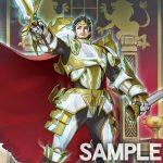 【神聖騎士コルネウスの効果・画像公開】バウンス効果は聖騎士的に良さげですね!【エクストラパック2019収録カード】