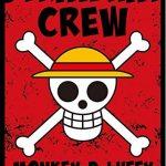【ワンピーススリーブ・発売予約情報】麦わら海賊団の各メンバーをイメージした海賊旗デザイン【サプライの軌跡】